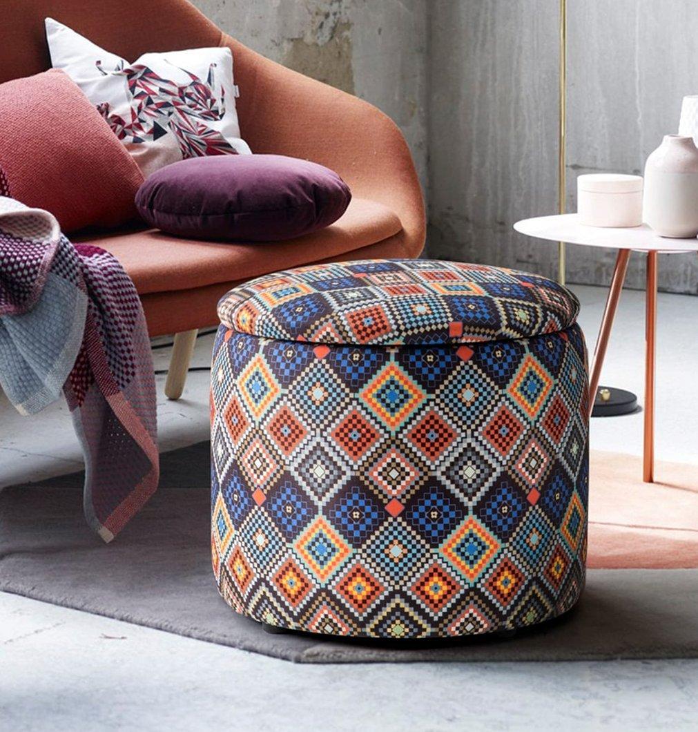 mobilya kervanı Sandıklı Dekoratif Puf